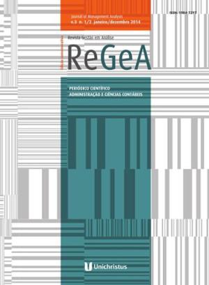Capa revista ReGea
